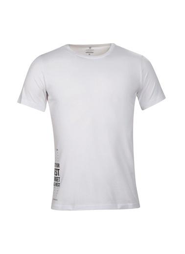 Lumberjack Lumberjack T-Shirt Beyaz